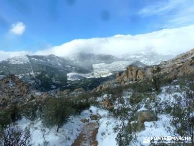 Gran Cañada; Cordel de la Pedriza; ruta senderismo; senderismo trekking;iniciacion al senderismo